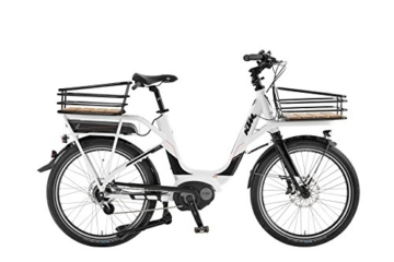 "KTM E-Bike Macina eShopper 24"" E 51/8-G Bosch Active-Line 400Wh Lasten-Pedelec -"