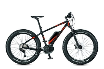 "KTM E-Bike Macina Freeze 261 26"" E-Fatbike 500Wh Bosch Performance CX RH48 2017 -"