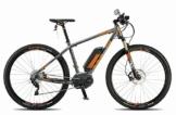 KTM Macina Moto 29 GPS+ 45 km/h Bosch, eBike, grau matt orange 2015 RH 53, 20 kg -