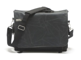 New Looxs Mondi Single crack black Fahrradtasche Büro-, Freizeit- oder Schultasche Packtasche -