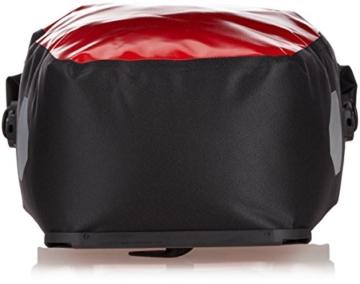 Ortlieb Unisex Gepäckträgertasche Back-Roller City Paar, rot-schwarz, 42 x 32 x 17 cm, 40 Liter, F5001 -