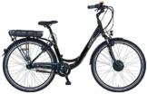 Prophete Damen Fahrrad E-Bike Alu-City 28 Zoll NAVIGATOR 6.01, glanzschwarz, M, 52126-0111 -