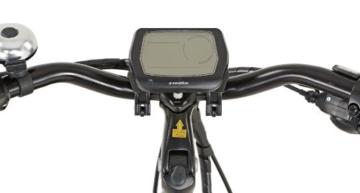 Prophete Herren E-Bike Navigator 3.0, Patta-Negra-Matt, 28 Zoll, 51444-0111 -