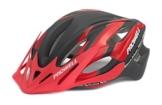 Prowell F55R Phoenix Fahrradhelm, in vier Farben erhältlich Rot / Schwarz Gr. M (55-61 cm) -