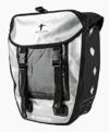 Red Loon Pro Packtasche silber/schwarz LKW Plane Gepäckträgertasche Hecktasche wasserdicht -