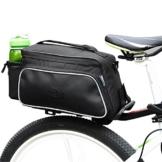 Roswheel Multifunktions Fahrrad Radfahren MTB Gepäckträgertasche Outdoor Gestell Schulter Reise 10L CS79 -
