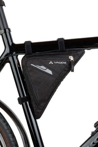 VAUDE Radtasche Triangle Bag, schwarz, 29 x 17 x 5 cm, 0,1 liters, 10853 -
