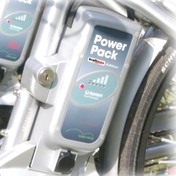 Vision Powerpack E-BIKE Akku - 26V / 21Ah [ 546 WH ] - NEUESTE VERSION - für PANASONIC Kalkhoff Flyer Raleight Victoria ebike Pedelec Ersatzakku Power Pack - Kraftmax Edition -