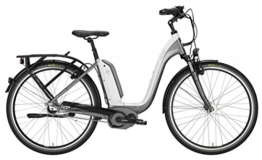 E-Bike Victoria e Manufaktur 7.9 Wave 27' RH 49 cm in weiß/hellgrau Modell 2015 -