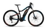 "HAIBIKE Sduro HardNine RX 29"" schwarz/blau/rot matt Rahmengröße 40 cm 2016 E-Hardtail -"