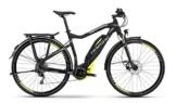 HAIBIKE Sduro Trekking SL Herren schwarz/lime/grau matt Rahmengröße 48 cm 2016 E-Trekkingrad -