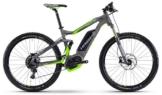 "HAIBIKE Xduro FullSeven 5.0 27,5"" titan/neon grün matt Rahmengröße 55 cm 2017 E-Fully -"