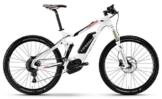 "HAIBIKE Xduro FullSeven 5.0 27,5"" weiß/schwarz/rot Rahmengröße 45 cm 2017 E-Fully -"