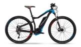 "HAIBIKE Xduro HardNine RC 29"" schwarz/blau/rot matt Rahmengröße 55 cm 2016 E-Hardtail -"