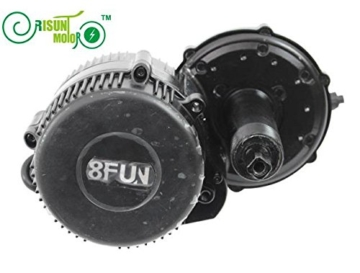 Bafang 8Fun 36v 250w BBS02 Mittelmotor mit C961/C965 Pedelec E-Bike Umbausatz -