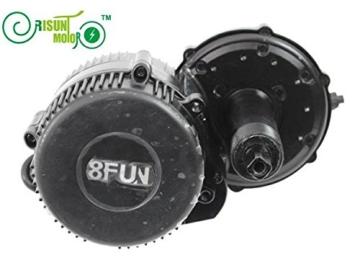 Bafang 8Fun 36v 350w BBS02 Mittelmotor mit C961/C965 Pedelec E-Bike Umbausatz -