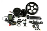 BBS02 48V 750W Bafang Mittelmotor Kit - kompletter Umbausatz mit integriertem Controller -