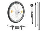 """E-Bike,Pedelec,Elektrofahrrad,Conversion Kit, 26"""" Zoll,Umbausatz mit Frontmotor, 36V 250W, LCD-Display,mit Scheibenbremsaufnahme,SCHWALBE Marathon Reifen -"""