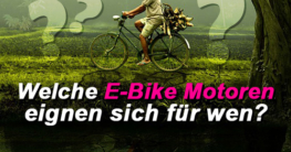 welcher e bike motor ist besser