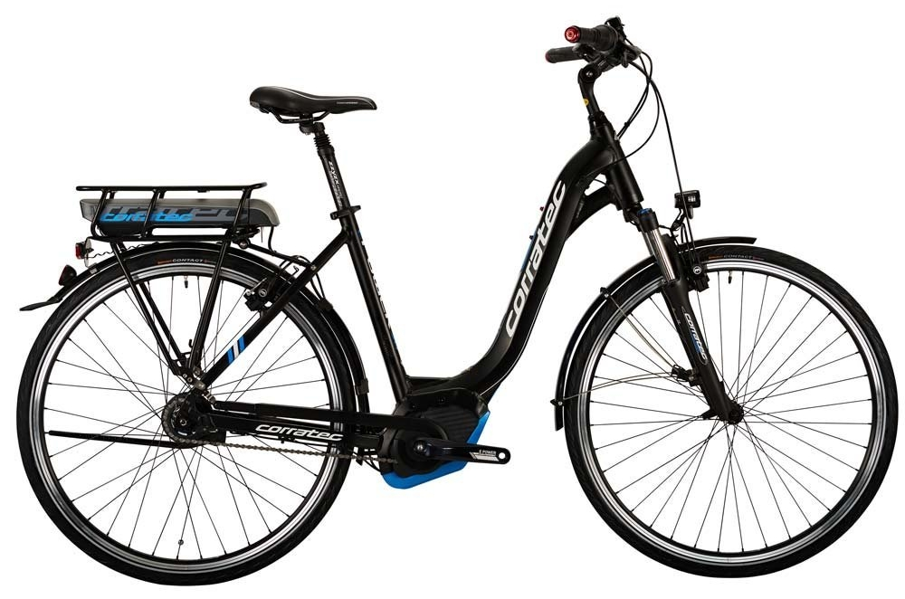 Corratec E-Power Active Coaster Einrohr Damen E-Bike