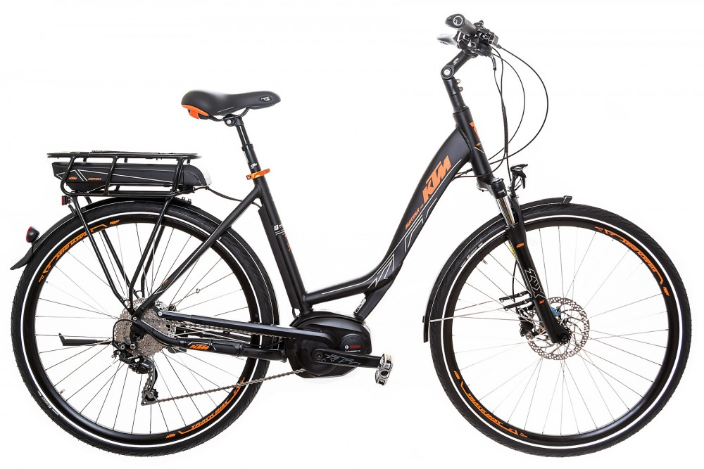 KTM Macina Fun 10 P5 Einrohr Damenrad