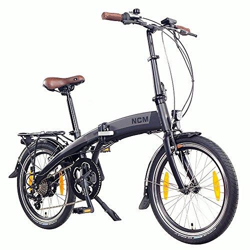NCM Lyon E-Bike Klapprad unter 1000 Euro