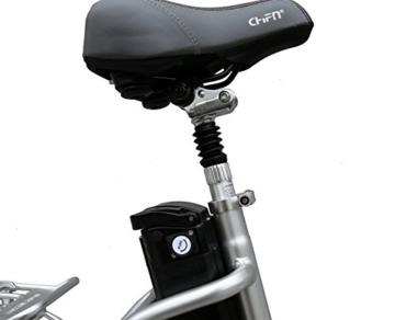 20 Zoll SWEMO Alu Klapp E-Bike / Pedelec SW200 Neu (Schwarz) - 5