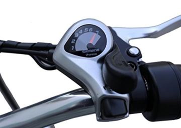 Ein Paar (2 Stk.) 20 Zoll SWEMO Alu Klapp E-Bike / Pedelec SW100 & SW200 Neu (Schwarz) - 6